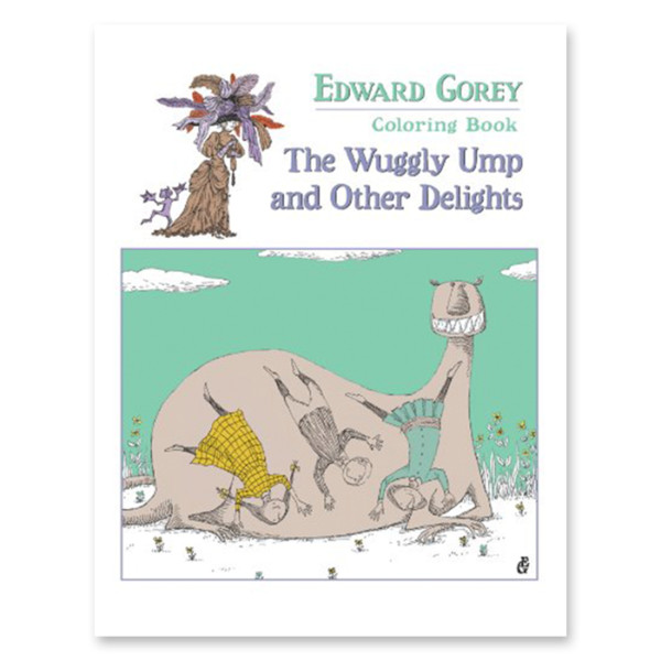 Coloring Book The Wuggly Ump And Other Delights