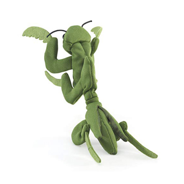 Titere Dedo Mini Playing Mantis Folkmanis
