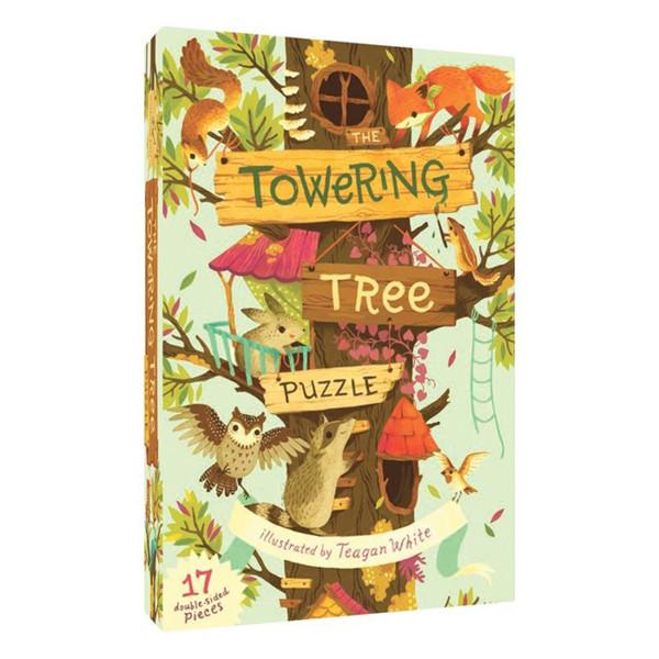 Rompecabezas 1000 Pc The Towering Tree Puzzle