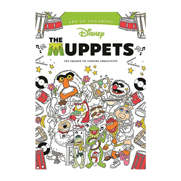 The Muppet Art Of Coloring