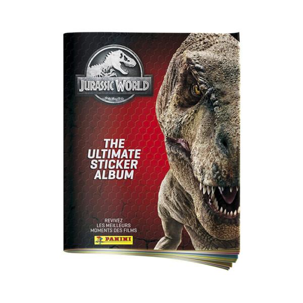 ALBUM JURASSIC WORLD RETAIL