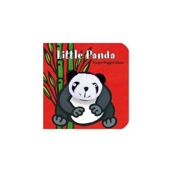 LIBRO TITERE LITTLE PANDA