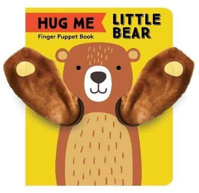 LIBRO ABARZAME PEQUEÑO OSO HUG ME LITTLE BEAR