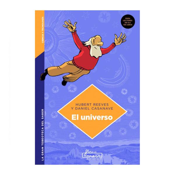 LIBRO EL UNIVERSO FLOWPRESS