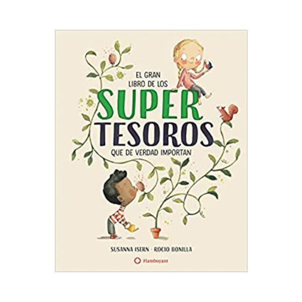 EL GRAN LIBRO DE LOS SUPER TESOROS
