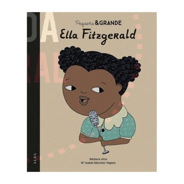 LIBRO ELLA FITZGERALD