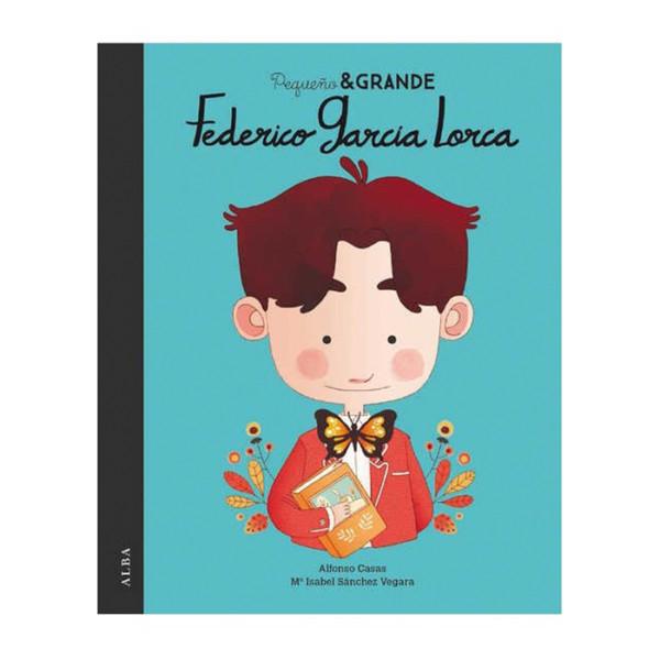 LIBRO PEQUEÑA Y GRANDE FEDERICO GARCIA LORCA