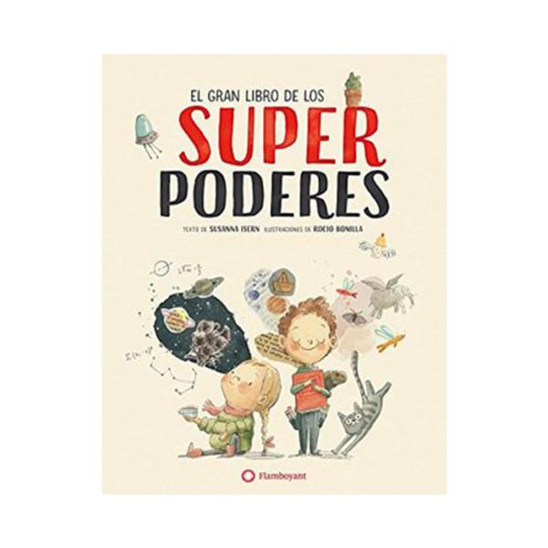 EL GRAN LIBRO DE LOS SUPER PODERES