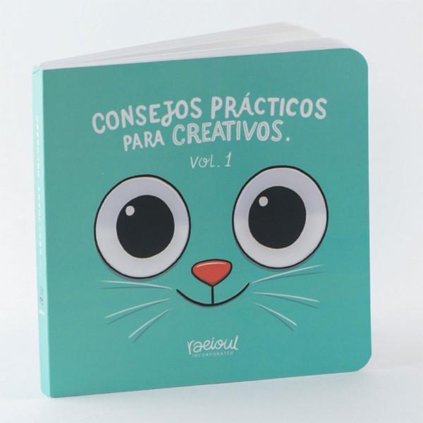 LIBRO CONCEJOS PRACTICOS PARA CREATIVOS VOL, 1