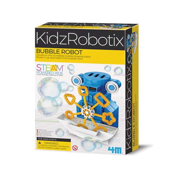 ROBOT BURBUJA / KIDZ ROBOTIX