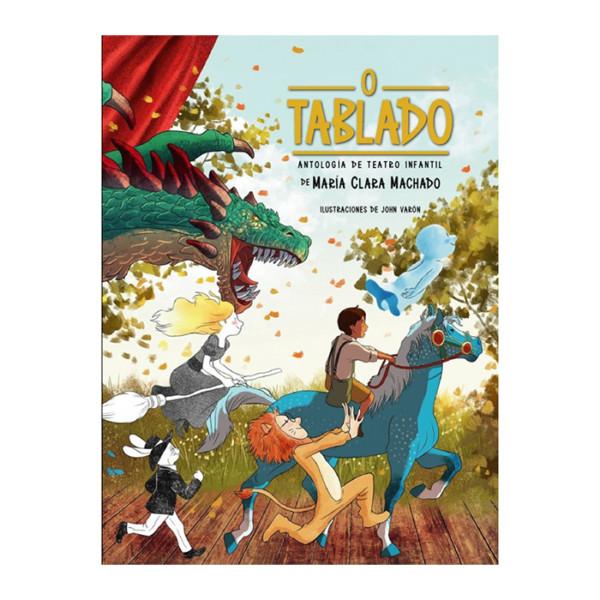 TABLADO ANTOLOGIA DE TEATRO INFANTIL