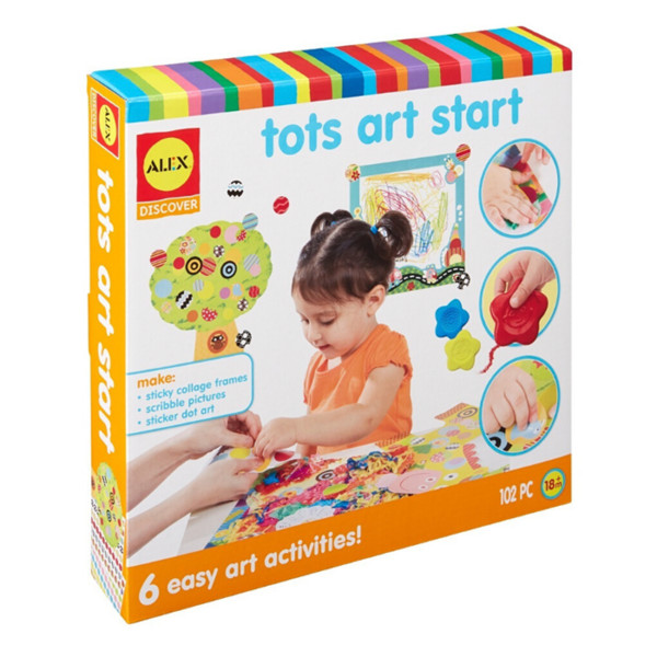 TOTS ART START