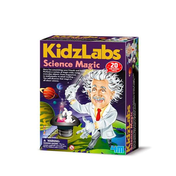 KIDZ LABS SCIENCE MAGIC