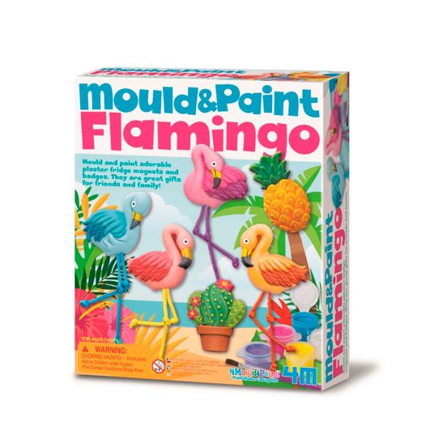 MOULD & PAINT / FLAMINGO