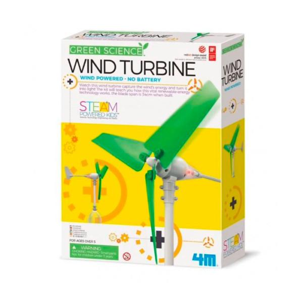 ECO- ENGINEERING / BUILD YOUR OWN WIND TURBINE