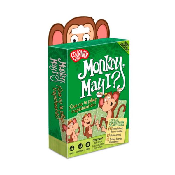 MONKEY MAY