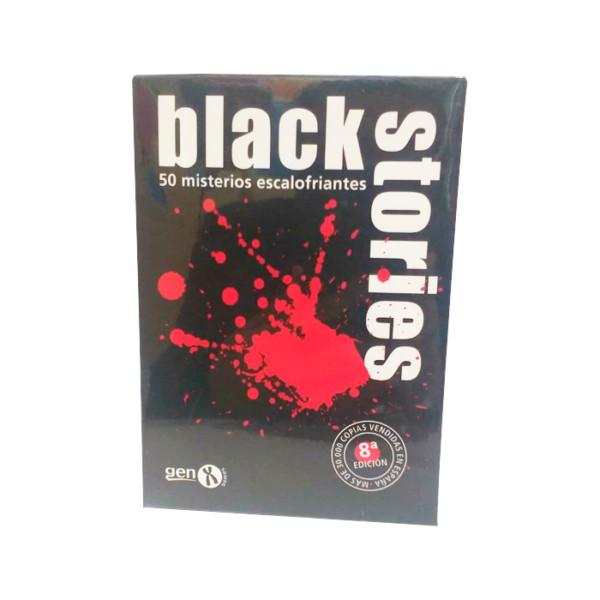 BLACK STORIES - REIMPRESION