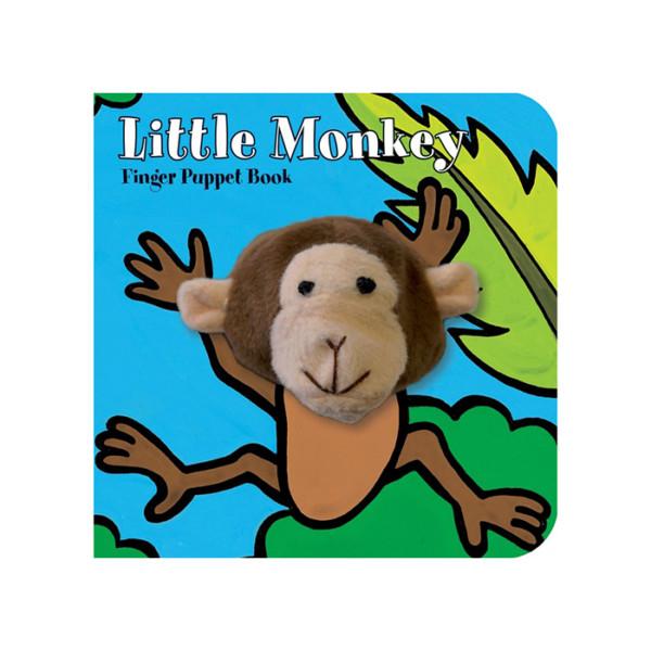 LIBRO TITERE LITTLE BABY MONKEY CHRONICLE BOOKS