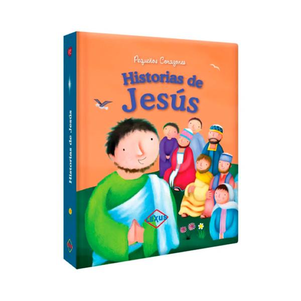 HISTORIAS DE JESUS