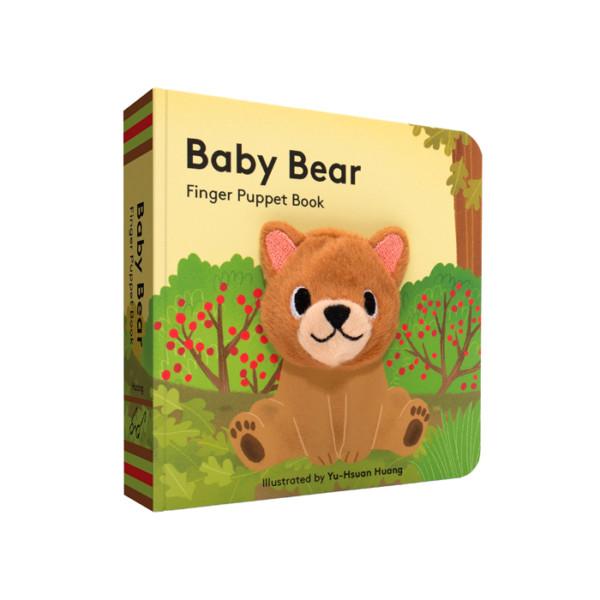 FINGER PUPPET BOOK BABY BEER