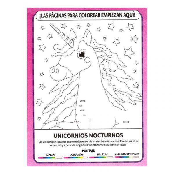 AGUA MAGICA UNICORNIOS