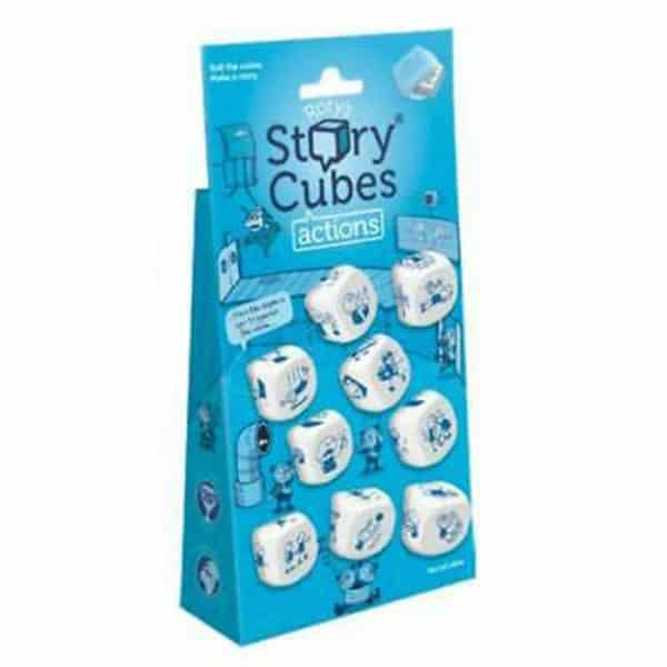RORY`S STORY CUBES ACTIONS PEG ING
