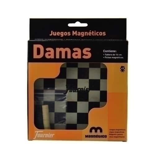 DAMAS MAGNETICO